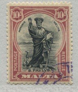 Malta 1926 10/ used