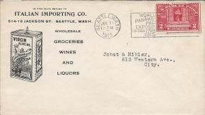 Q2, 2c Parcel Post Early Usage & Importing Olive Oil Adv,...