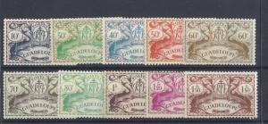 Guadeloupe, 168-77, Dolphins Singles, LH