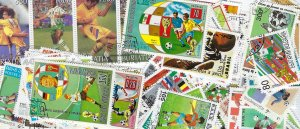 Soccer Topical Packet Collection of Approximately 95-100 different