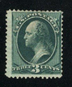 USA 184   -2   Mint    1879 PD