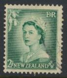 New Zealand SG 726 SC# 291 Used  see details 1953 QE II  Definitive Issue