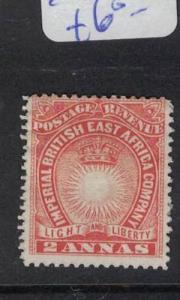 British East Africa SC 6 MOG (7drr)