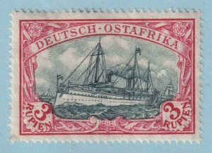 GERMAN EAST AFRICA 41a  BLACKISH GREEN  MINT HINGED OG * NO FAULTS EXTRA FINE!