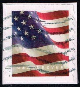 US #5158 Flag; Used (0.25)