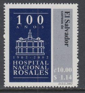 El Salvador 1557 MNH VF