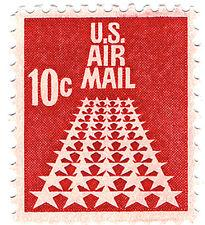 SCOTT # C72 AIR MAIL SINGLE MINT NEVER HINGED !!