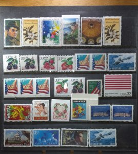 30 .33cent stamps 30 Stamps X 33 is $ 9.90 And now selling at $9.00