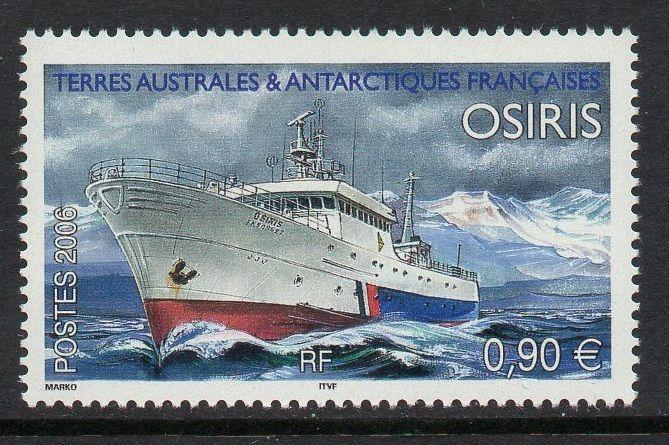 FSAT TAAF 2006 Ship Osiris VF MNH (366)
