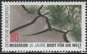 Germany, #1570  MNH, 1989