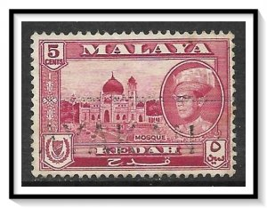 Kedah #98 Sultan Abdul Halim & Mosque Used