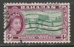 BAHAMAS 163 VFU T775-8