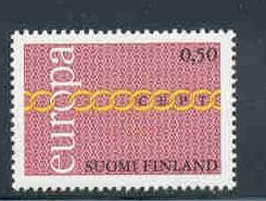 Finland Sc 504 1971 Europa stamp mint NH