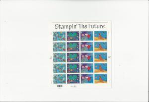 Stampin the Future Scott #3417