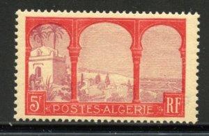 Algeria # 65, Mint Never Hinge. CV $ 16.00