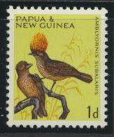 PNG - SG 61    Scott 188  Mint Never Hinged - SPECIAL Birds