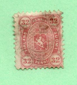 Finland - Sc# 23 Used  /  Perf 11 /  Lot 0219134