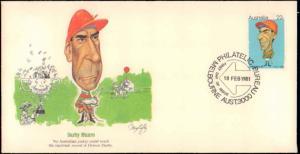 Australia, Sports, Worldwide First Day Cover