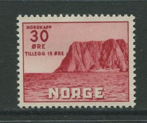 STAMP STATION PERTH Norway #B55 North Cape Type Issue 1953 MLH