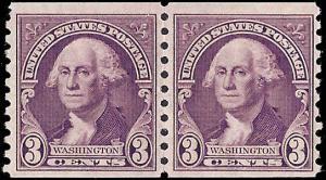 721 Mint,OG,NH... Pair... SCV $7.50