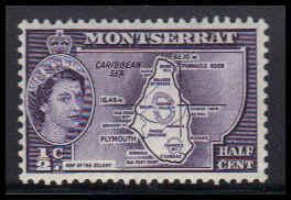Montserrat Fine MNH ZA4546