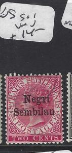 MALAYA NEGRI SEMBILAN  (PP2612B)  QV 2C  SG 1   VFU