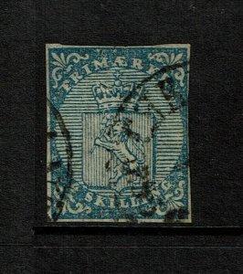 Norway SC# 1, Used - S9183