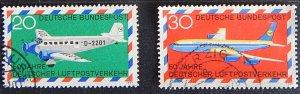 Aviation, Aircraft, Germany, (№1283-Т)