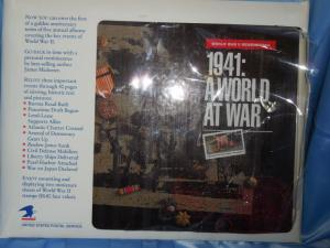 USPS A World at War 1941