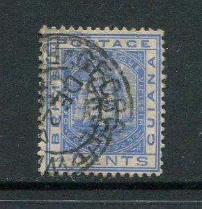 British Guiana #109 Used