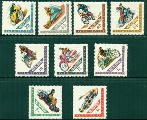 R4-0001 (2) HUNGARY 1475-83 MNH SCV $4.45 BIN $2.50 (11)