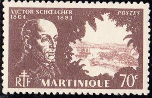 Martinique #203 Used