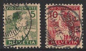 Switzerland B1 B2 and B3 Used CV$100+ Very Very Nice!!