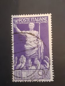 *Italy #382            Used