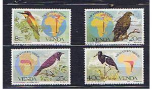 VENDA SONGBIRDS  U/M