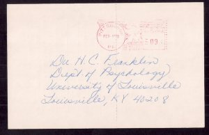 PRIVATELY PERFORATED POSTAL CARDS: #UX24,etc all used Scarce & F-VF!