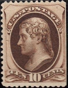 U.S.161 F+VF MH (72318)