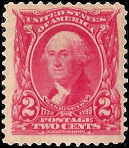 301 Mint,OG,H... SCV $15.00