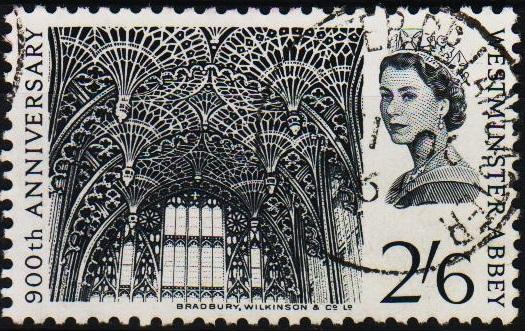 Great Britain.1966 2s6d S.G.688 Fine Used