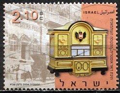 Israel 2004: Sc. # 1582: O/Used Single Stamp