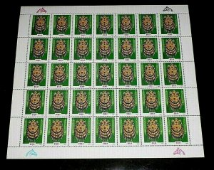 TURKMENISTAN #2, 1992, MUSEUM TREASURES , SHEET/35, MNH, NICE! LQQK!