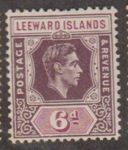 Leeward Islands Scott #110 Stamp - Mint Single