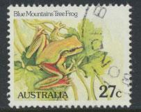 Australia SG 790a perf 14 x 14½  Used