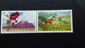 Canada 2005 Biosphere Reserves - Joint Issue with Ireland Mint