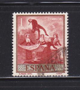 Spain 873 U Art, Goya Painting