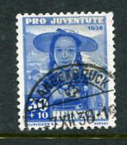 Switzerland #B94 Used (Box1)