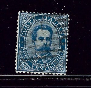 Italy 48 Used  1879 issue