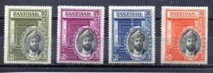 Zanzibar 214-217 MH