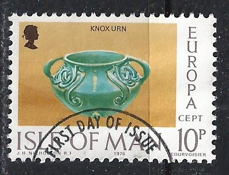 Isle of Man ~ Scott # 91 ~ Used