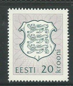 1993 Estonia Scott Catalog Number 223 Unused Never Hinged